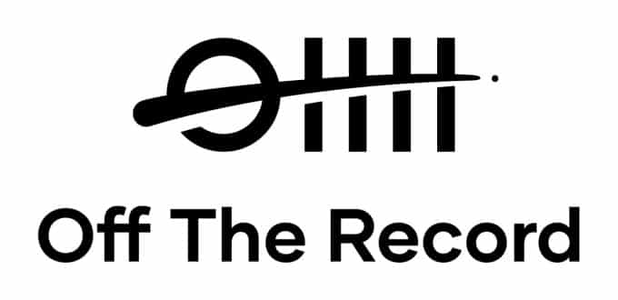 logo We Are Off The Record - Growth marketing Agency