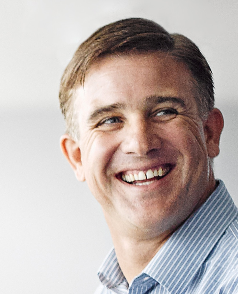 Sean Ellis, author of Hacking Growth