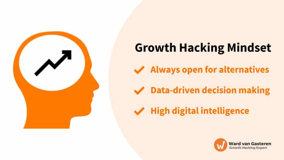 Growth Hacker Mindset