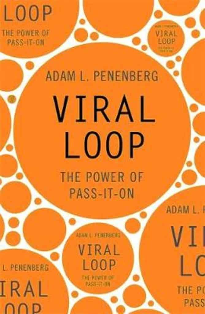 Viral Loop - growth hacking bookcover