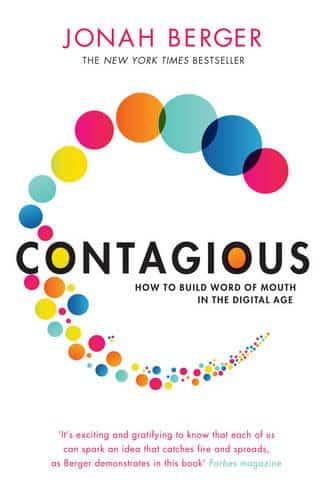 Contagious bookcover