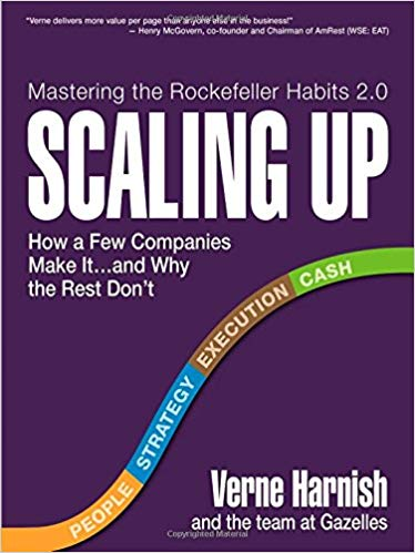 Scaling Up - bookcover