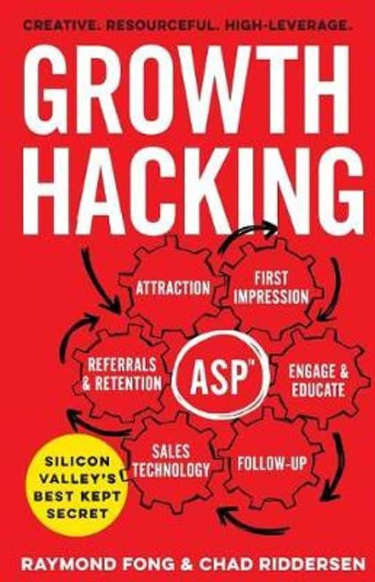 Growth Hacking book cover: Silicon Valley's Best Kept Secret