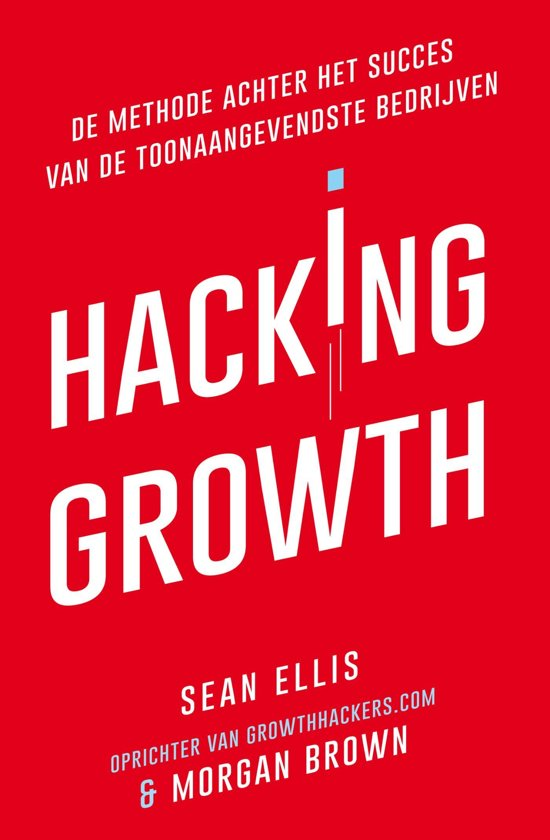 Hacking Growth - bookcover