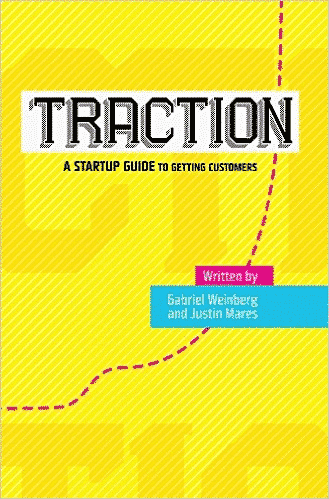 Traction - bookcover