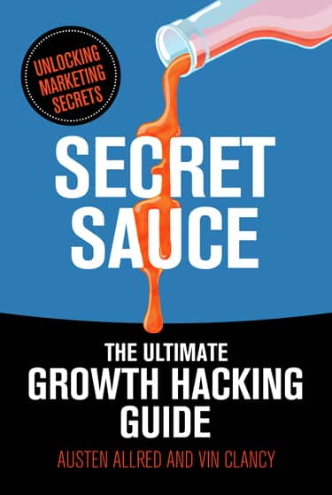 Secret Sauce - bookcover