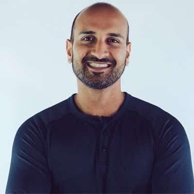 Sujan Patel, auteur van 100 days of growth hacking