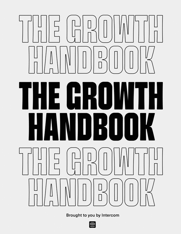 The Growth Handbook - bookcover