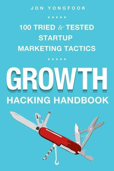 Growth Marketing Handbook - bookcover