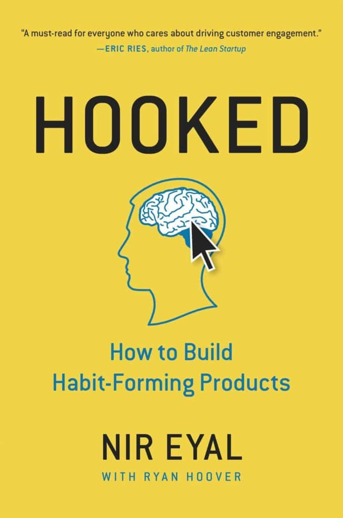 Hooked - bookcover