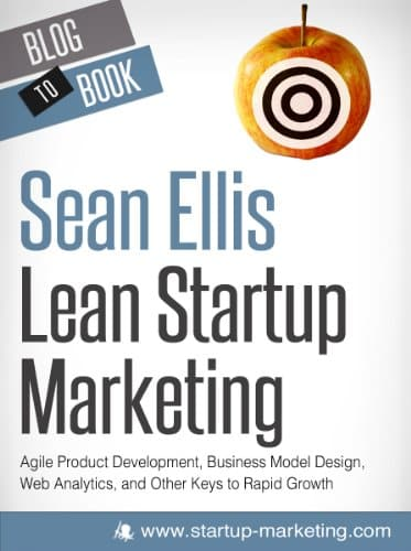 Lean Growth Marketing book cover