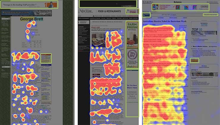 example banner-blindness research