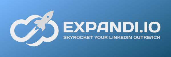 logo expandi linkedin automation software