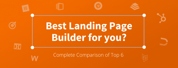 Beste Landing Page Builder Software 2021